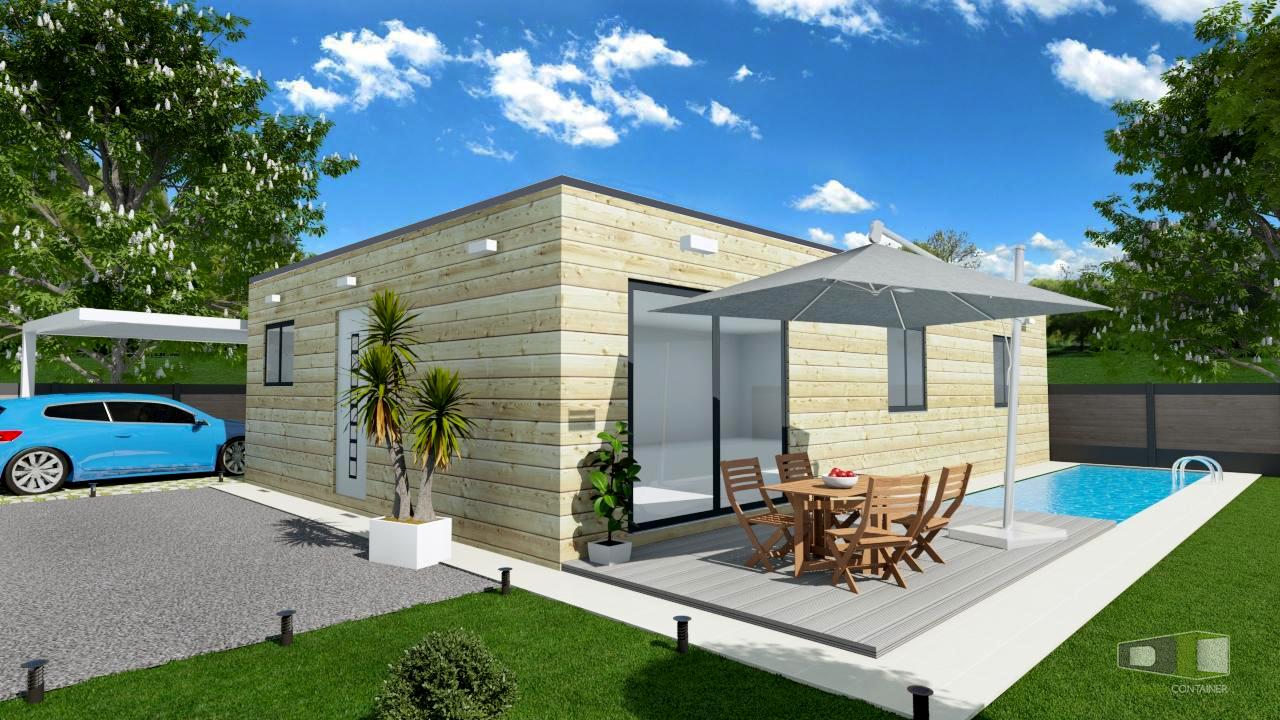 r aliser votre habitation base de container maritime. Black Bedroom Furniture Sets. Home Design Ideas